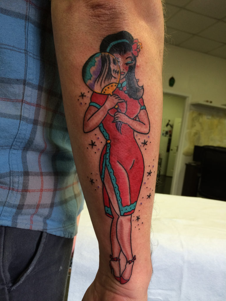 Modern Sailor Jerry Traditional - Beth Kennedy